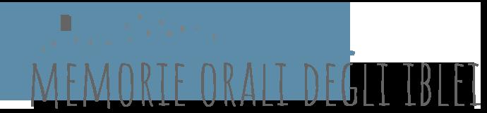 Memorie Orali degli Iblei